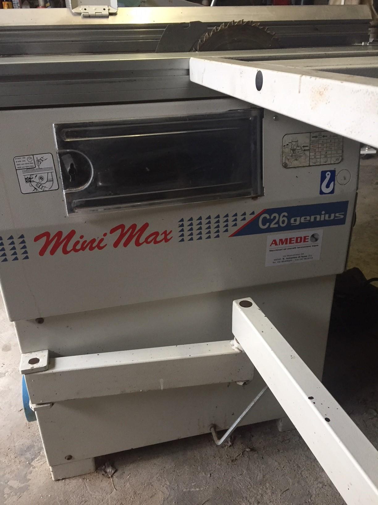 Scm Minimax Sale
