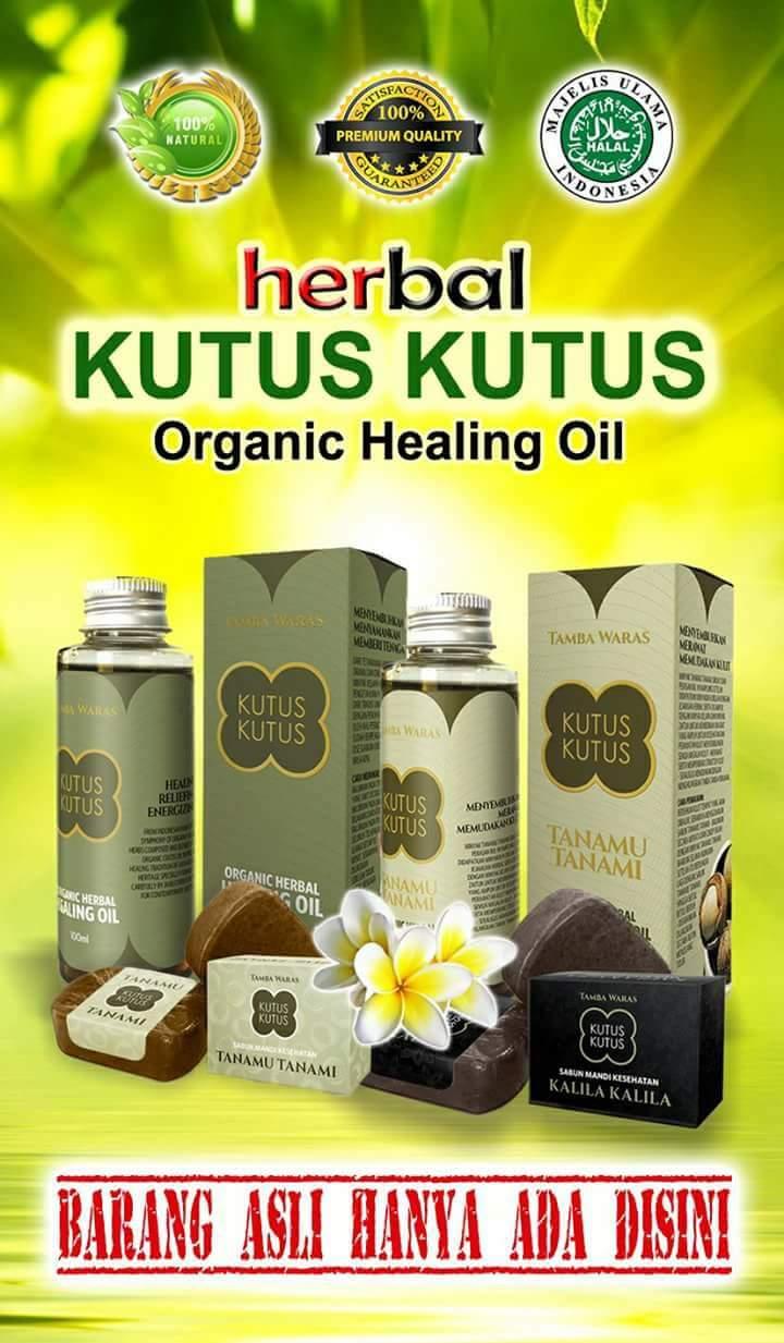 Beauty Personal Care Herbal Oil Bali Company Minyak Kutus